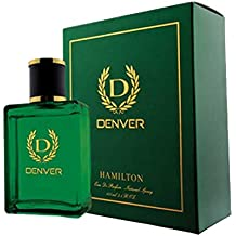 Denver Natural Hamilton Green Perfume 100ML