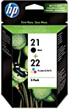 HP Cartucce Ink 21/22 Pacco Misto