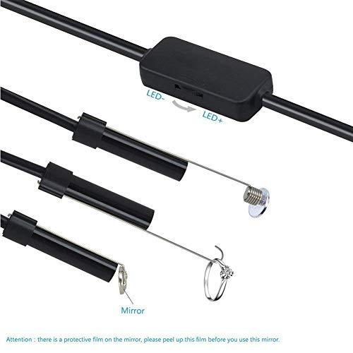 Zoom IMG-1 telecamera di ispezione per endoscopi
