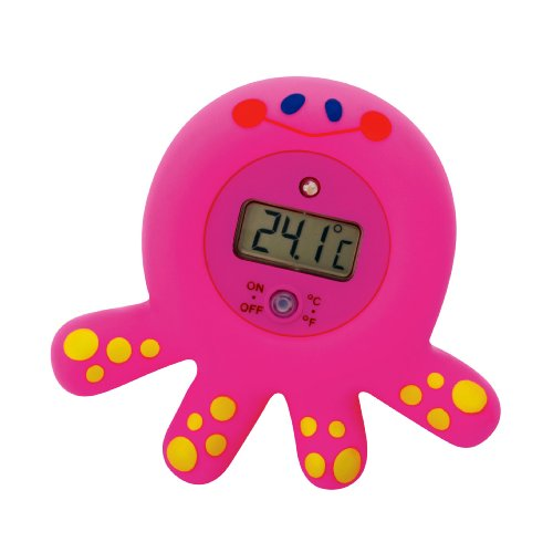 dBb Remond 341101 Electronic Octopus Bath Thermometer