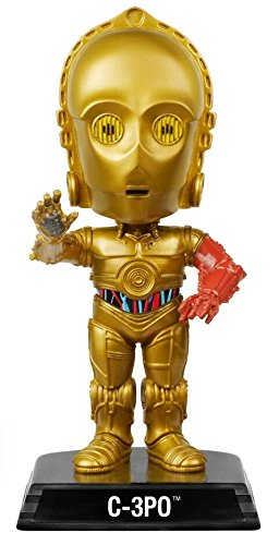 Funko 020967 Star Wars Episode 7 C-3Po Vinyl Bobble-Head Figure, 15 cm