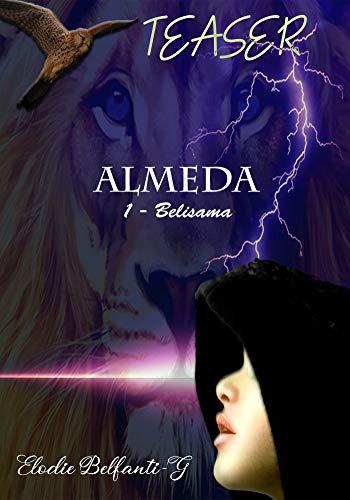Couverture du livre Almeda -Belisama TEASER