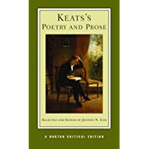 Keats Poetry and Prose (NCE)