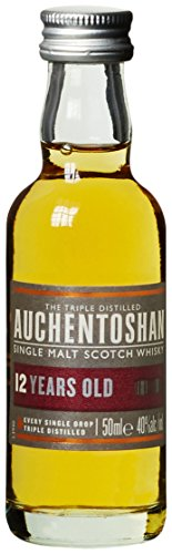 Auchentoshan 12 Years Old Single Malt Whisky Probiergröße (1 x 0.05 l)