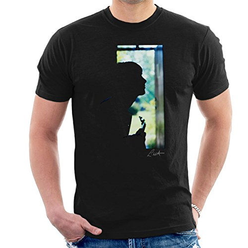 Lawrence Watson Official Photography - Paul Weller Guitar Silhouette Men's T-Shirt