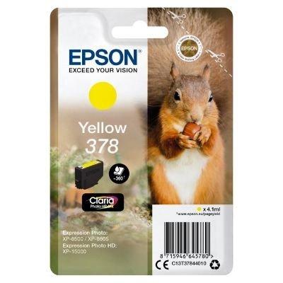 Preisvergleich Produktbild Epson C13T37844010 Original Tintenpatronen 1er Pack