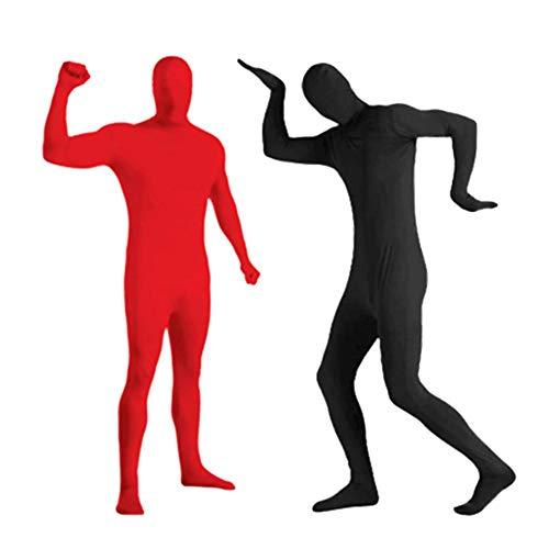 Hot Kostüm Ninja - Ruier-hui Halloween Kostüm Make-up Ninja Cosplay Herren Ganzkörper Spandex/Lycra Anzug hot sale skilful