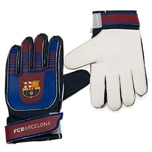Gants de gardien de but de football pour enfant Fc Barcelone Yths 10–12 ans