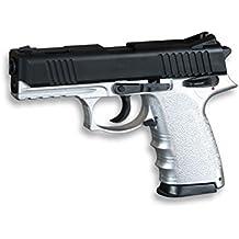 Pistola AIRSOFT.Pesada. Mixta. HFC.Munición: Bolas PVC - 6mm.Accionamiento: Muelle.Potencia 0,28 julios