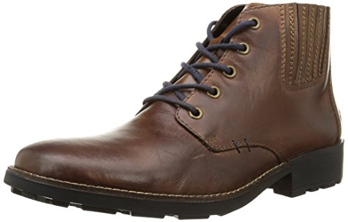 Rieker - 36013-25, Scarpe stringate Uomo Marrone (Marrone (Brown))