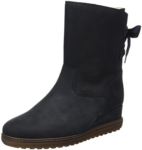Gabor Shoes Damen Gabor Jollys Stiefel, Blau (76 Ocean), 41 EU