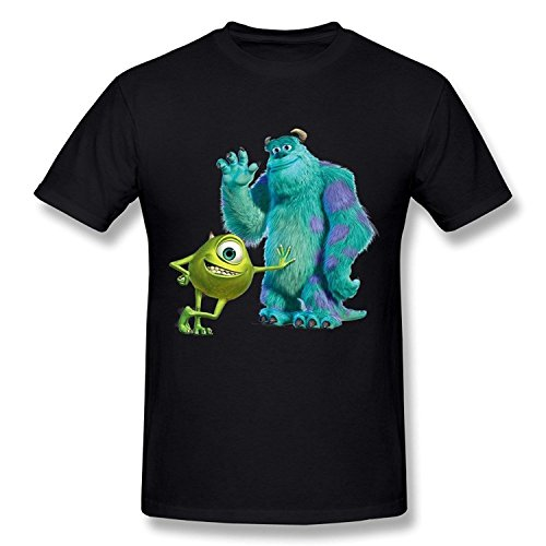 Sulley And Mike T-shirt Medium (Sulley Monsters Inc)