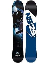 Hombre Freeride Snowboard Never Summer Twenty Five X 1662017Snowboard, uni, 166