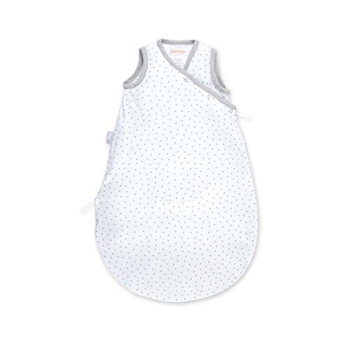 BEMINI Gigoteuse Magic bag sans manche Collection Zague motif triangles 0/3 mois, en Jersey