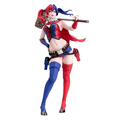 Kotobukiya kdc024escala 1: 7'Harley Quinn nueva...