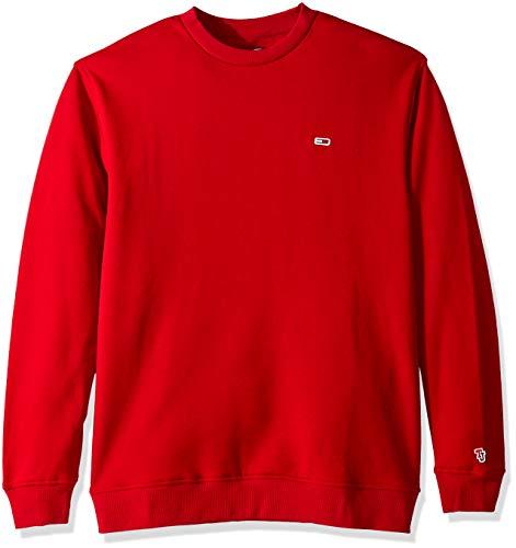 Preisvergleich Produktbild Tommy Hilfiger DM0DM04469602 Sweatshirts Mann Rot XS