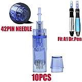 Micro aghi per penna elettrica per agopuntura Ultima A1 Dr. Pen, set da 9, 12, 36 e 42 aghi e ago nano