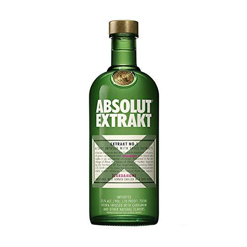 Absolut Extrakt Vodka Für Unvergessliche Shot Erlebnisse, 1x 0, 7l