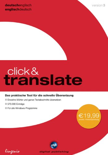 Click&Translate 3 Englisch