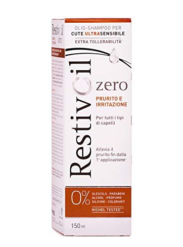 Restivoil Shampoo Zero Prurito e Irritazione - 150 ml