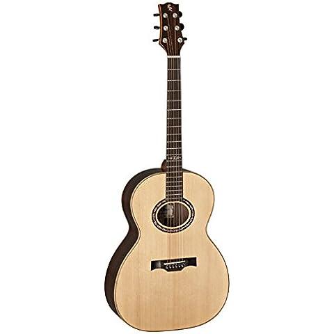 Baton Rouge 112866baritono chitarra da concerto con abete rosso canadese massiccio Sitka