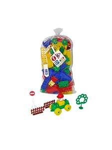 Polesie - Juego de construcción para niños (PW36124)
