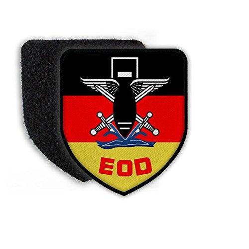 Pioniertruppe Aufnäher//Patch Bundeswehr//Barettabzeichen//Soldat//Bw//Heer//Reservist