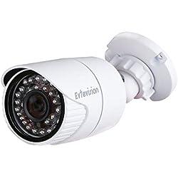 Evtevision Bullet Überwachungskamera HD 3MP/2MP IP Kamera Outdoor Indoor PoE Kamera Nachtsicht Sicherheitskamera Infrarot wetterfest IP66 Camera Bewegungserkennung