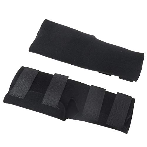 2x Gr.L Hunde Kniebandage Bein Bandage Neopren Knieschutz Klettverschluss