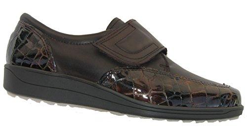 Ara 12-46327 Meran femmes chaussures largeur H Noir
