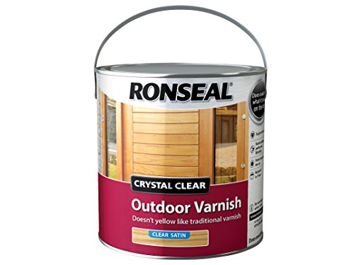 ronseal-ccodvs25l-25-litre-crystal-outdoor-satin-finish-varnish-clear