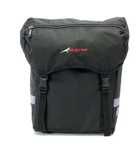 Avenir Universal Rear Pannier - Black, 16 Litres