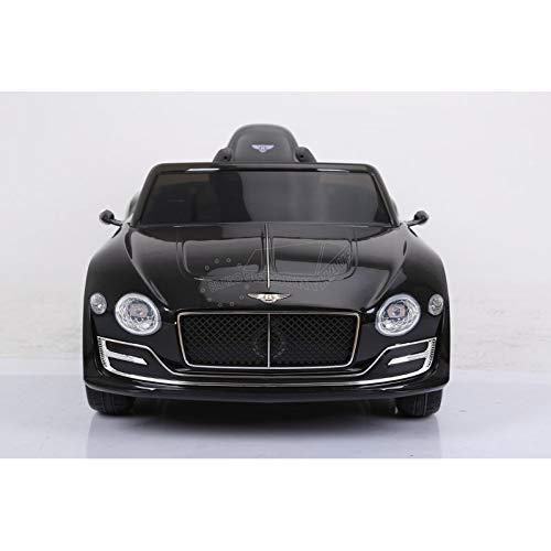 bentley elektro kinderauto ledersitz 2 rc auto kaufen. Black Bedroom Furniture Sets. Home Design Ideas