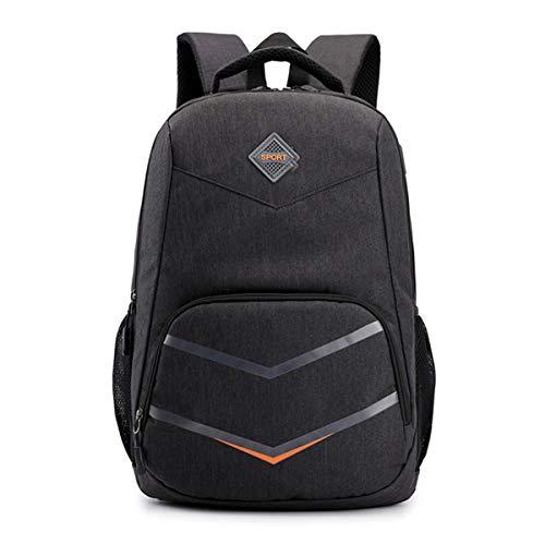 Neverending Schultaschen Mädchen Teenager Rucksack Schultasche Canvas Schulrucksäcke wasserdichte Schulrucksack Backpack Daypacks für Damen Herren geeignet
