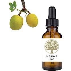 Aceite de marula 100% natural.Uno de los mejores aceites.Rico en antioxidantes y ácido oleico.
