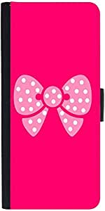 Snoogg Cute Bowdesigner Protective Flip Case Cover For Samsung Galaxy S5 Active