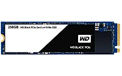 Wd Black Wds256g1x0c 256 Gb Pcie High-performance Nvme Ssd Solid State Drive