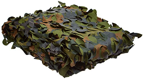 Woodland Camouflage Camo Net netting Camping Military Hunting 1mx2m