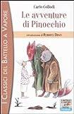 Scarica Libro Le avventure di Pinocchio (PDF,EPUB,MOBI) Online Italiano Gratis