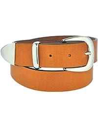 VOLL Leder Guertel 4cm Breit Farbe und Länge Wählbar ca. 3,5mm Dick XS bis xxxxl ( 3 Set Guertel )