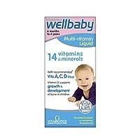 Vitabiotics WellBaby Multivitamin Liquid - 150 ml