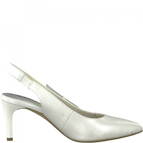 Tamaris 1-29608-20 Calzature Donna Sandali Sling Weiß