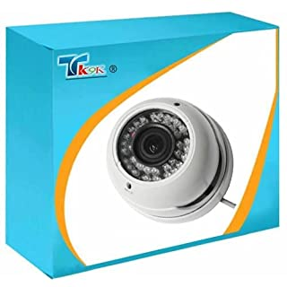 Sony 600TVL 2.8-12mm Lens Dome CCTV Security Camera, Image Sensor: 1/3