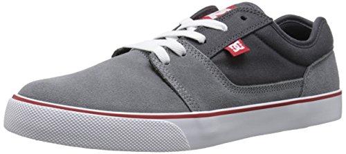 DC ShoesTonik M - Scarpe da Ginnastica Basse Uomo Grey/Grey/Red