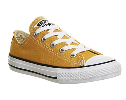 Converse Chuck Taylor All Star, Baskets Basses Mixte Adulte Solar