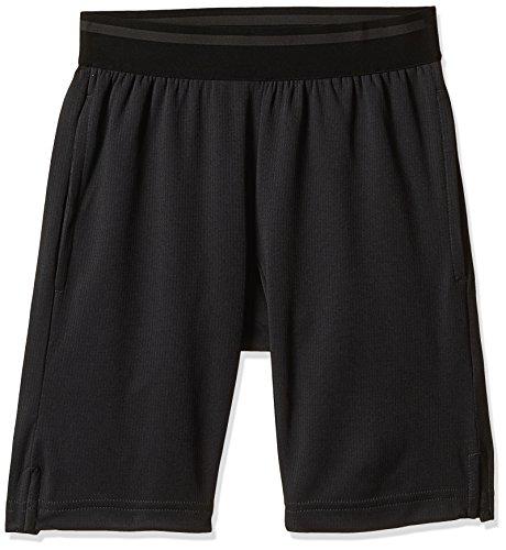 adidas Kinder Climacool Shorts, Utility Night Metallic/Black, 140 Preisvergleich