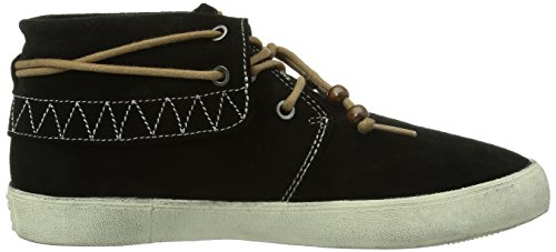 O'Neill Ricked, Sneaker a collo alto Donna Nero (Schwarz (A00 - Black (9900)))