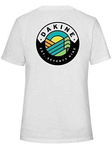 Dakine Sunnyside T Shirt White White