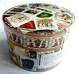 Briefmarken-Kiloware Deutschland 500 Gramm: Korrespondenzware, ca. über 2.500 Marken, überw. Dauerserien, mit einigen Sondermarken, diverse Dubletten und beschädigte............(keine