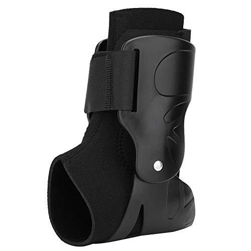 Walker Brace, Knöchelunterstützung, Brace Support, Walker Boot, Kompressionsknöchelunterstützung, für linke und rechte Füße für Fußschmerzen, Schmerzlinderung (weiß) -